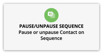 the remove from sequence element