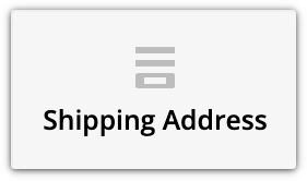 the shipping address element